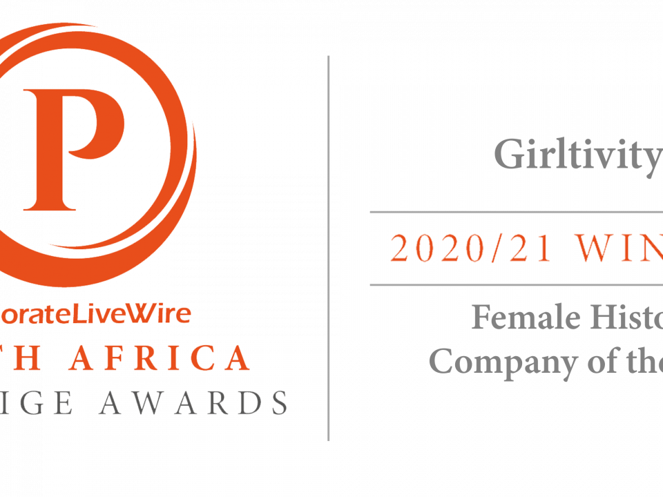 Corporate livewire prestige Award winning brand